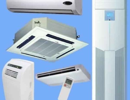 أنواع تكييفات الهواء من صيانة كارير